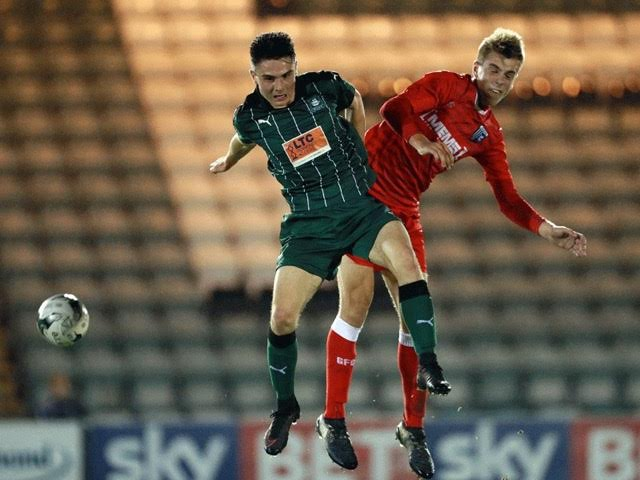 PAFC TV Argyle Youth Cup Action