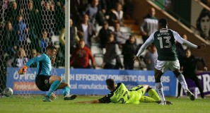pafctv.co.uk - Nathan Blissett Goal against Exeter