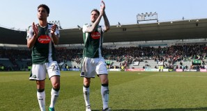 Argyle v Portsmouth April 2018