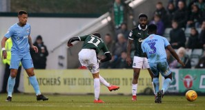 pafctv.co.uk - Argyle v Coventry