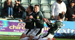 Argyle v Oxford United, Jan 1 2019