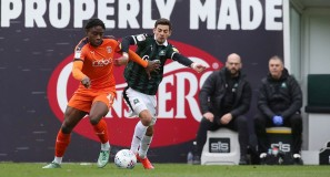 Argyle v Luton Town, March 9, 2019