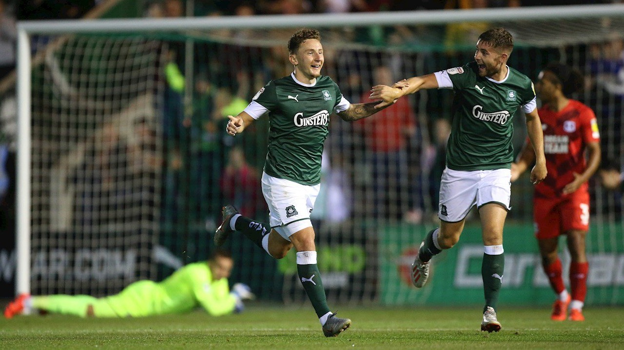 Carabao Cup - Argyle v Orient August 13, 2019