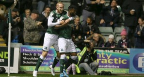 Grant Celebrates against Orient - pafctv.co.uk
